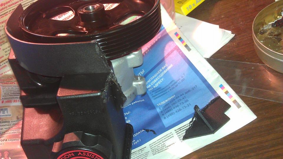 ремонт гура на пежо 206 своими руками