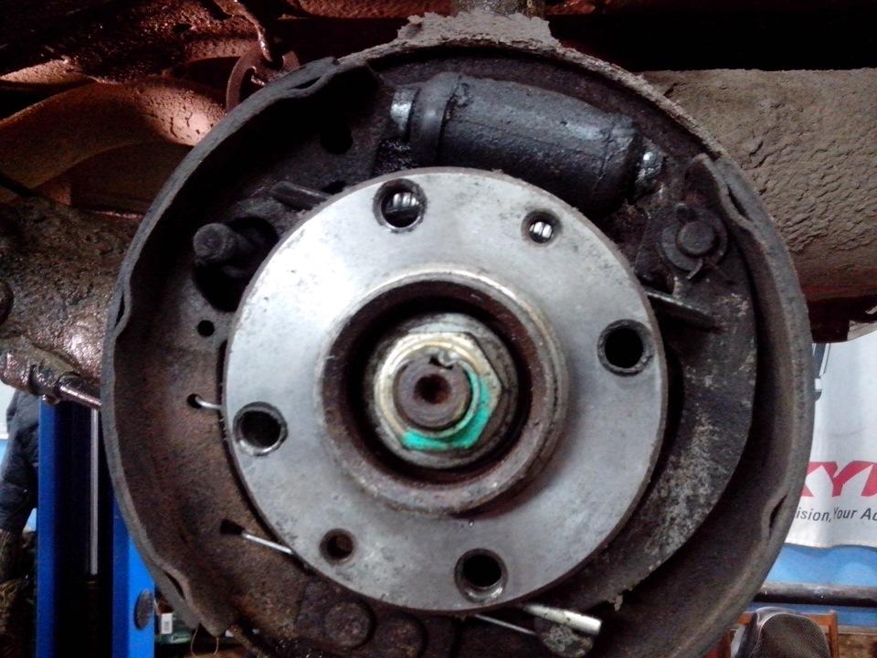 При резком торможении блокируются колеса focus 2