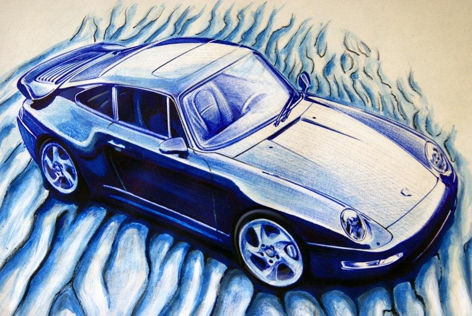легкие картинки для машины знали, что кости