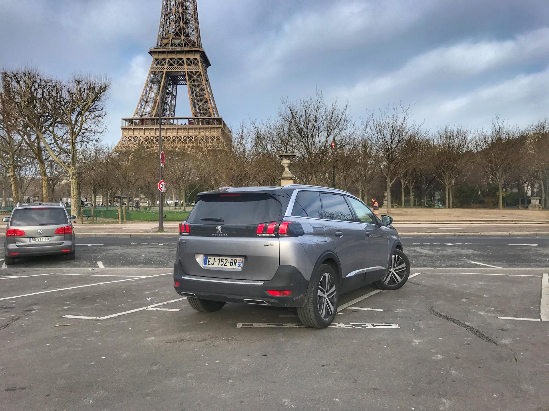 Нравятся французские машины