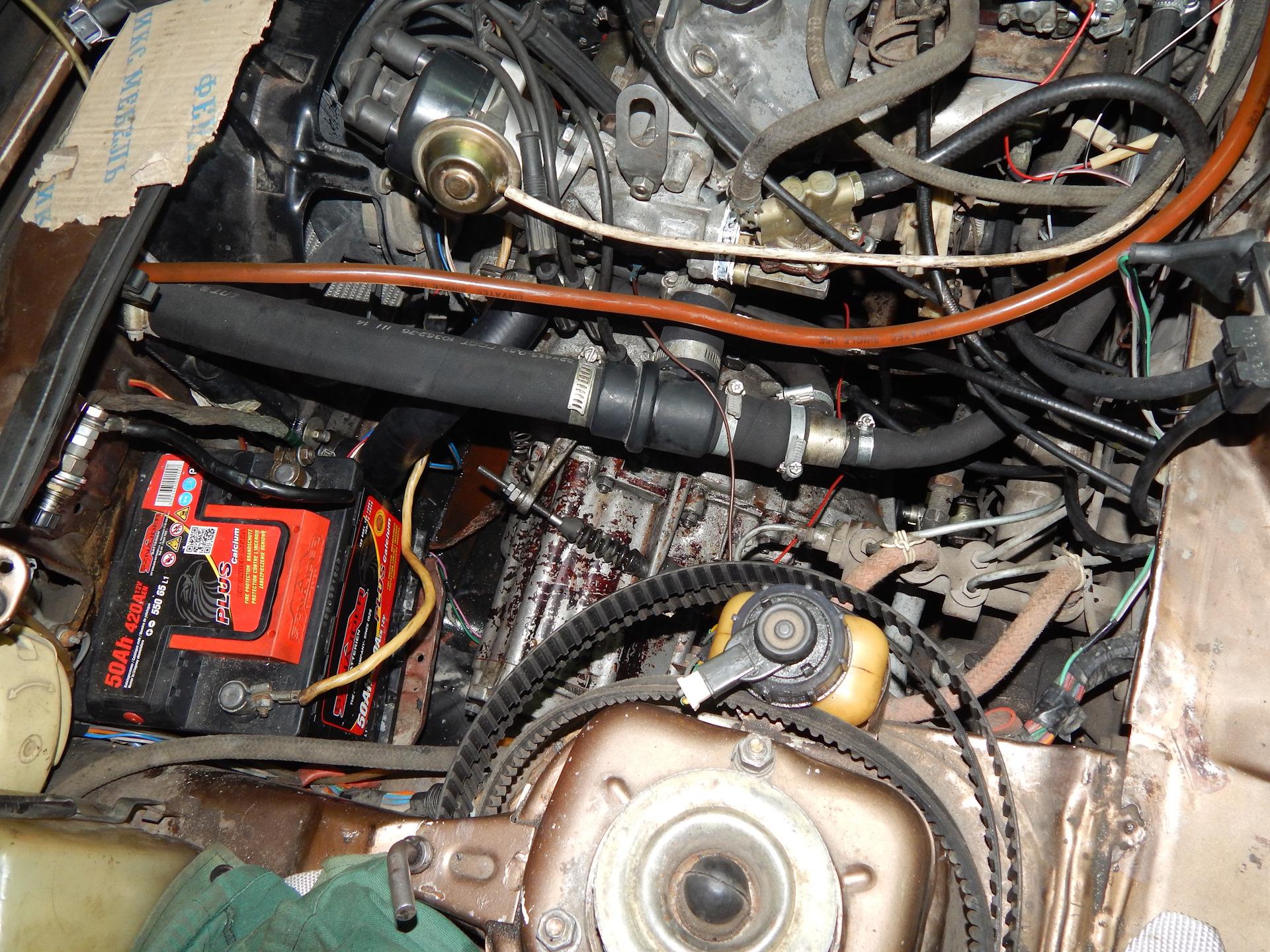 Система охлаждения таврия схема фото 318