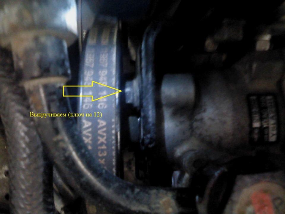 """Замена ГРМ на АКЦЕНТЕ своими руками. - бортжурнал Hyundai Accent """"Всё своими руками :)"""" DRIVE2"""