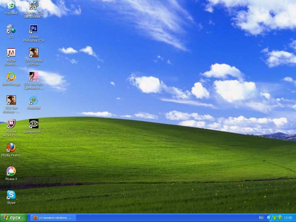 Скачать игры на windows xp