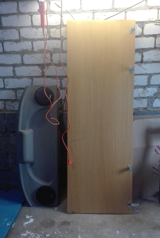 Как сделать свой кухонный шкаф из ЛДСП «новым»