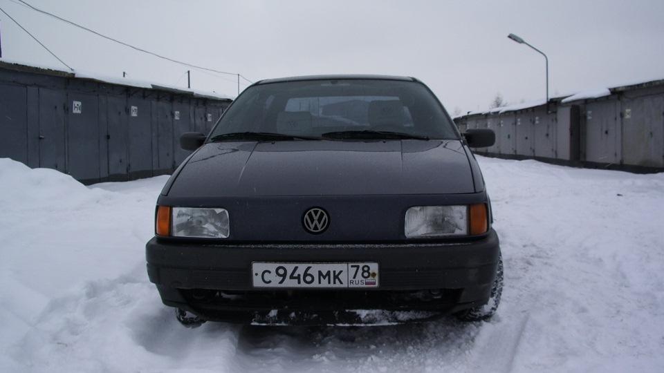 volkswagen passat schulz drive2