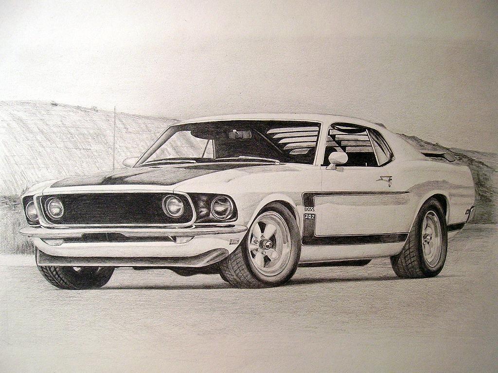 картинки рисовать авто это