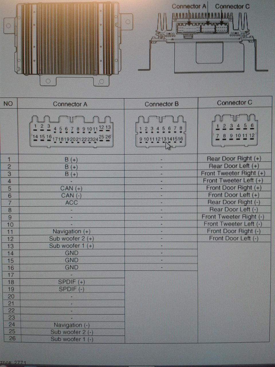 Farenheit dvt-657 подключения схема