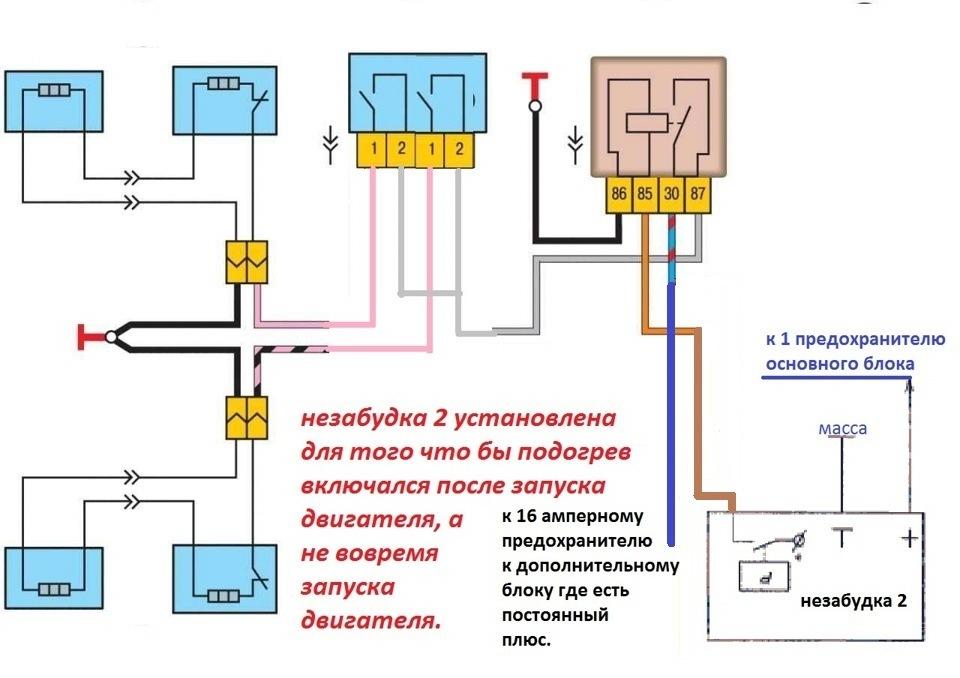 <b>Схема</b> електрообладнання