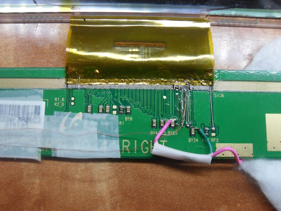 ремонт шлейфа сотового телефона своими руками