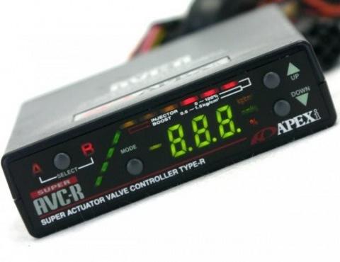 Инструкция по подключению/использованию (язык - английский).  Буст-контроллер AVC-R первого поколения имеет следующие...