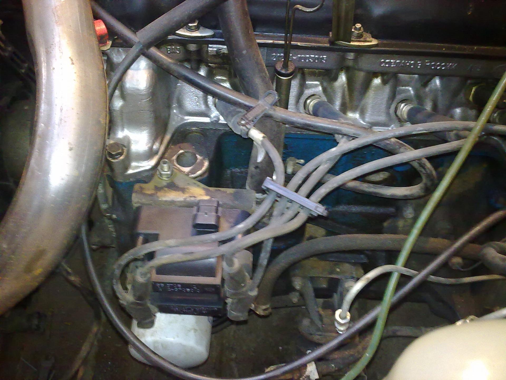Модуль зажигания на ваз 2107 инжектор фото