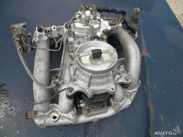 как помыть регулятор холостого хода мерседес 102 двигатель