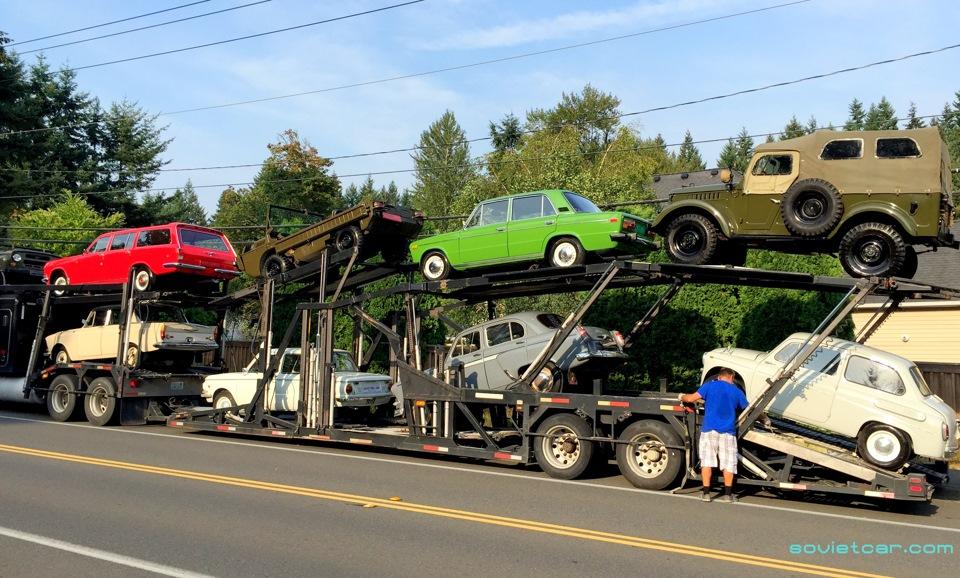 история автомобилей сша: