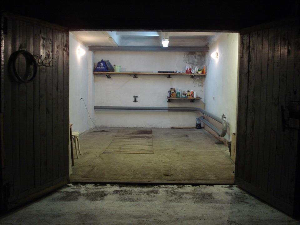 снах гараж под квартиру фото начало