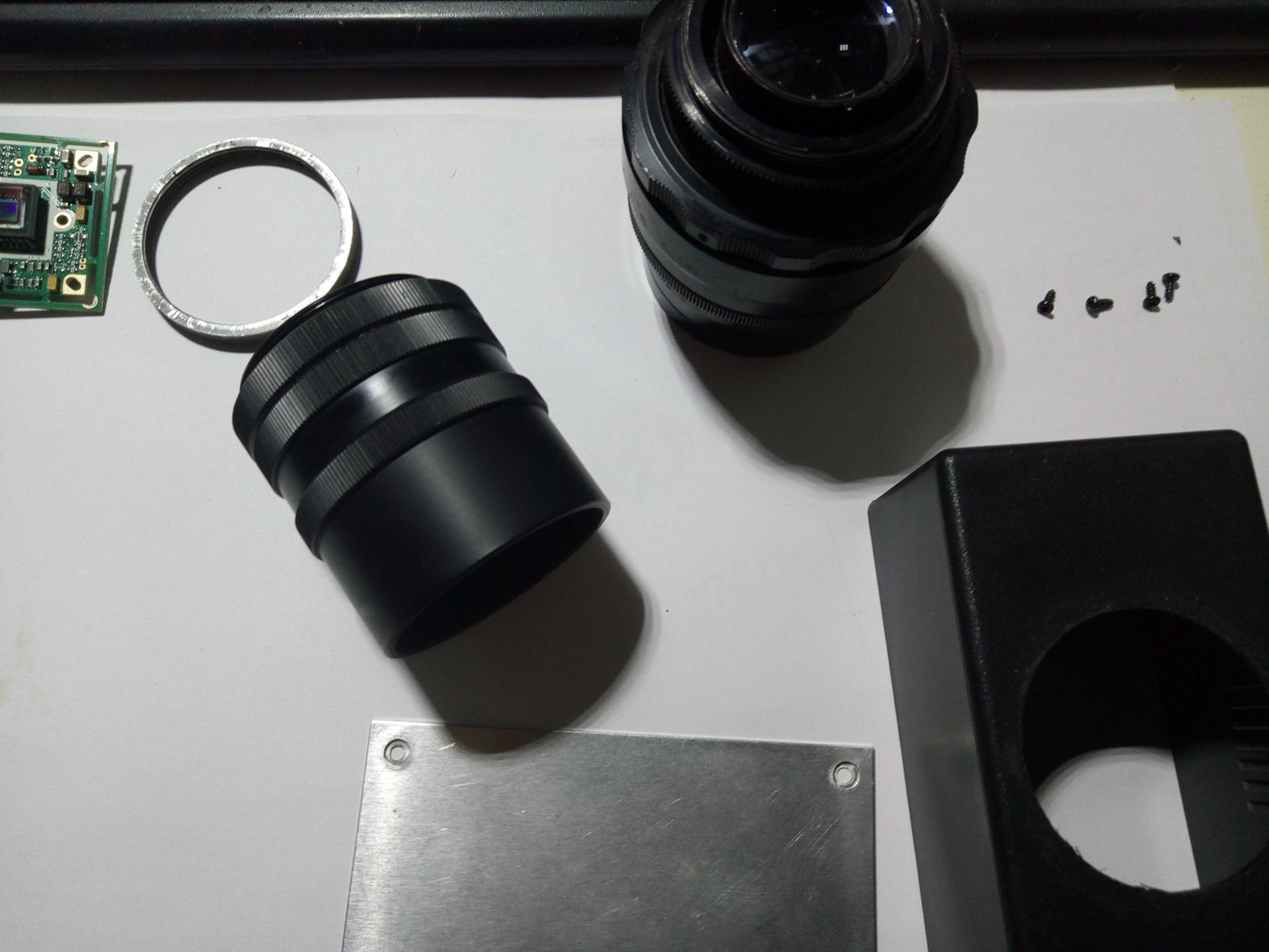 Как сделать микроскоп из линз своими руками
