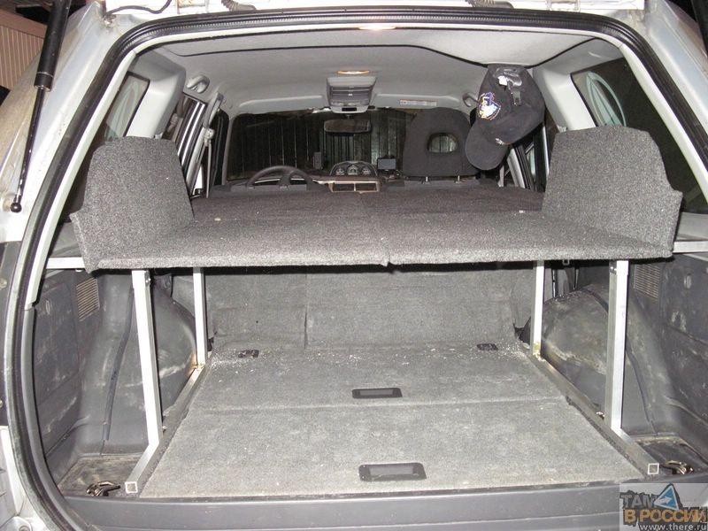 Экспедиционный багажник на паджеро спорт своими руками - Ross-plast.ru