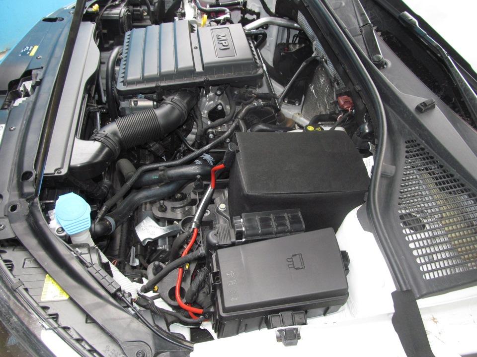 двигатель skoda 1.6 mpi 110 отзывы