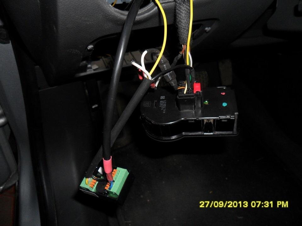автоматическое включение света фар chevrolet cruze