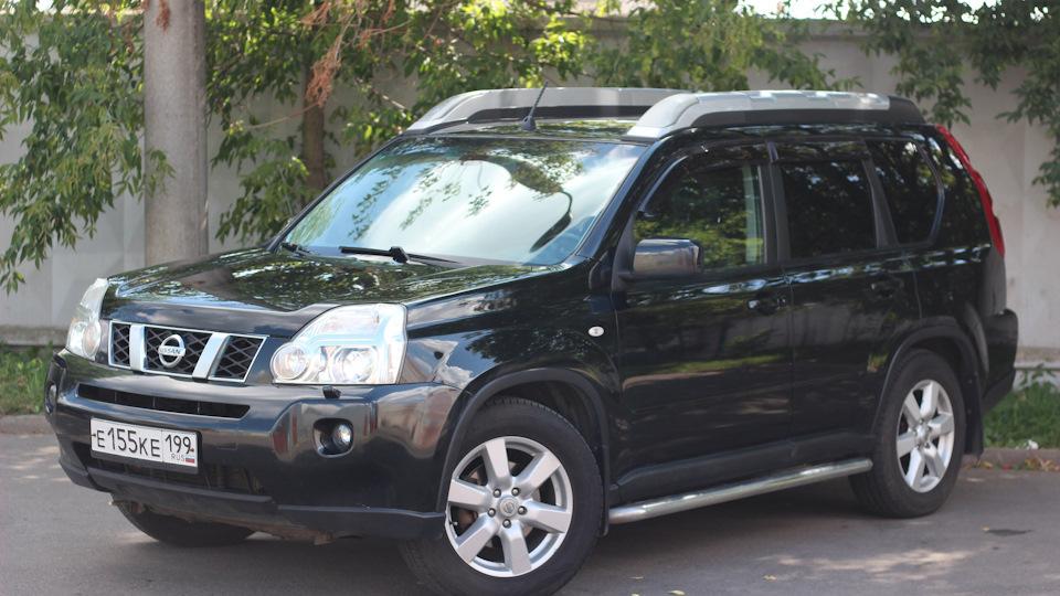 Nissan X-Trail 2008 Black
