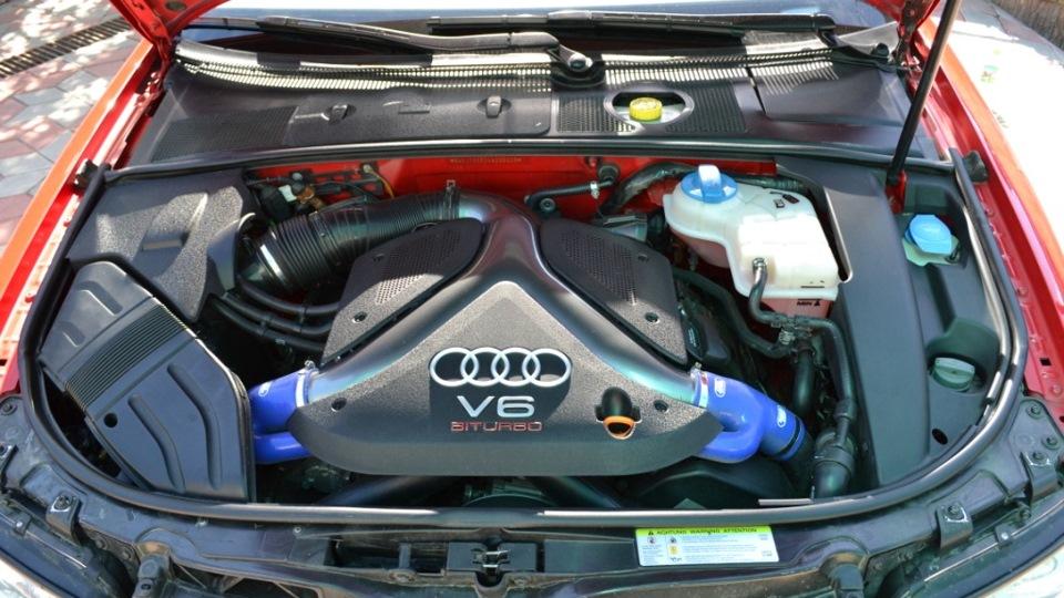Audi A4 B6 27 Biturbo