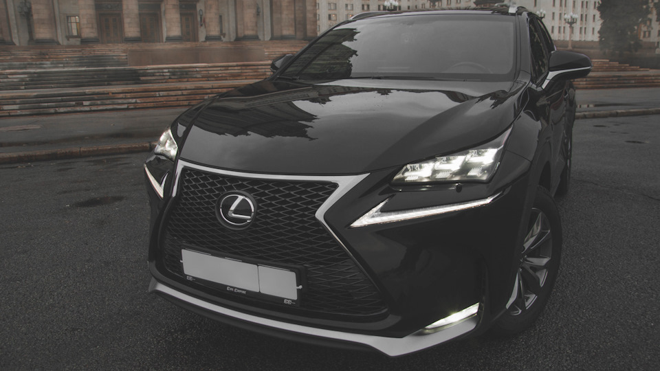 lexus nx fsport 171black 8187 drive2