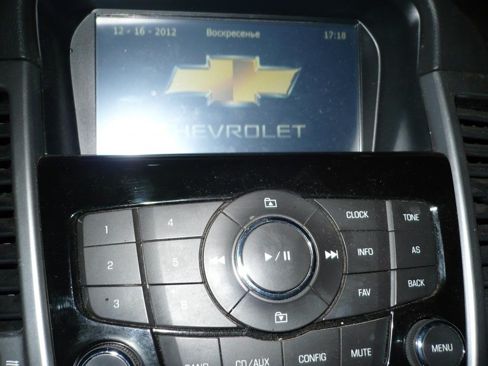 мультимедийное гу ts-7626 для chevrolet cruze