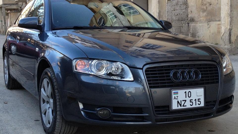 Audi A4 B7 20 Turbo
