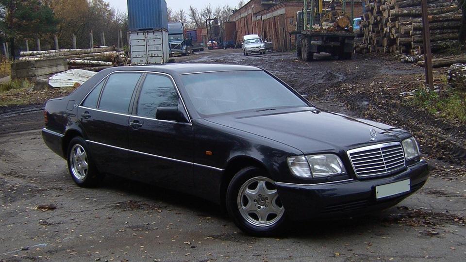 Mercedes benz s class 600 sel drive2 for Mercedes benz s class 600