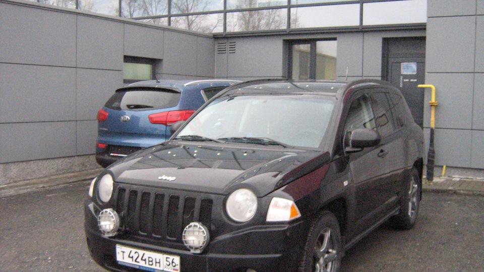 d073d906864f Jeep Compass   DRIVE2