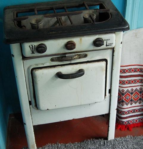 Старая газовая плита ремонт своими руками