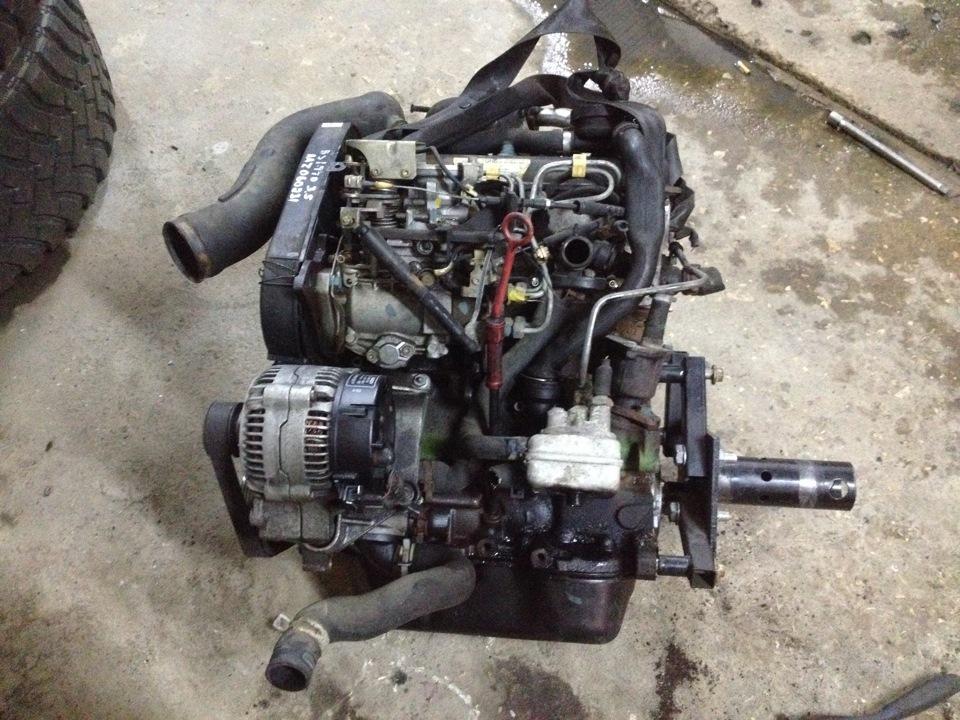 двигатель aaz 1.9 тд инструкция