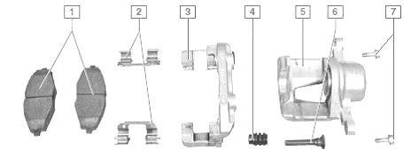 Замена переднего тормозного цилиндра шевроле ланос Ремонт моторчика вентилятора радиатора nissan tiida