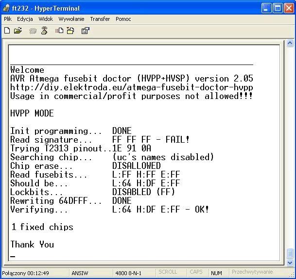 Atmel STK500 mod Orangkucing Lab - MewPro