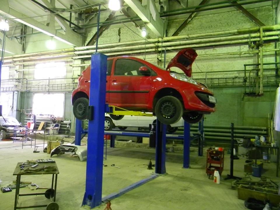 """Станция кузовного ремонта """"GT-Service&Pro-кузов"""" 663c0cu-960"""
