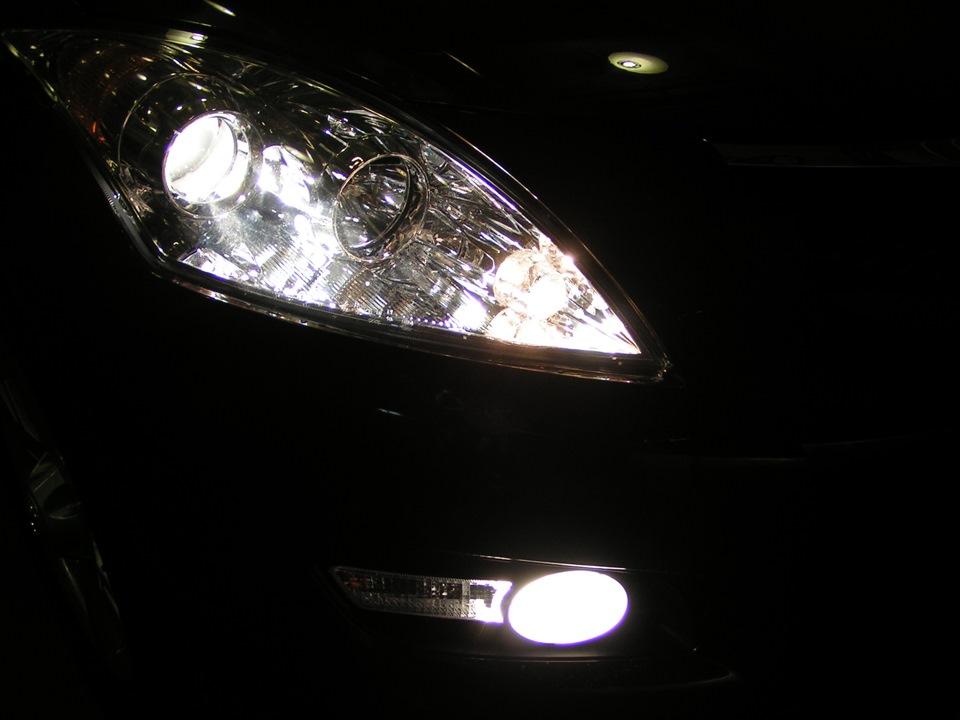 Замена ламп ближнего света. - бортжурнал Great Wall Hover 2,4 LUXE WALNUT 2014 года на DRIVE2