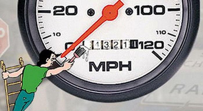 Картинки по запросу Одометр водитель обман
