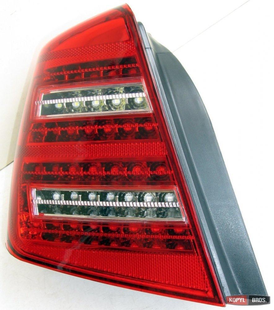 светодиодные задние фары для chevrolet lacetti седан