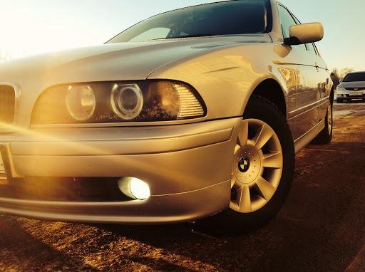 cd чейнджер BMW e39 нет диска