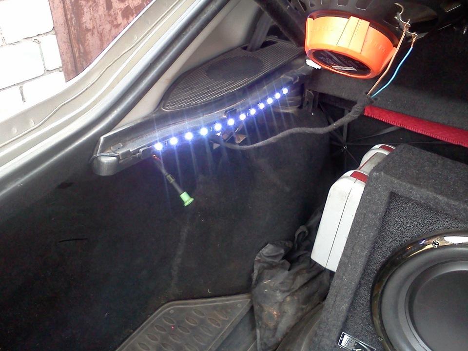 Лампочка в багажнике чери амулет амулет для врага