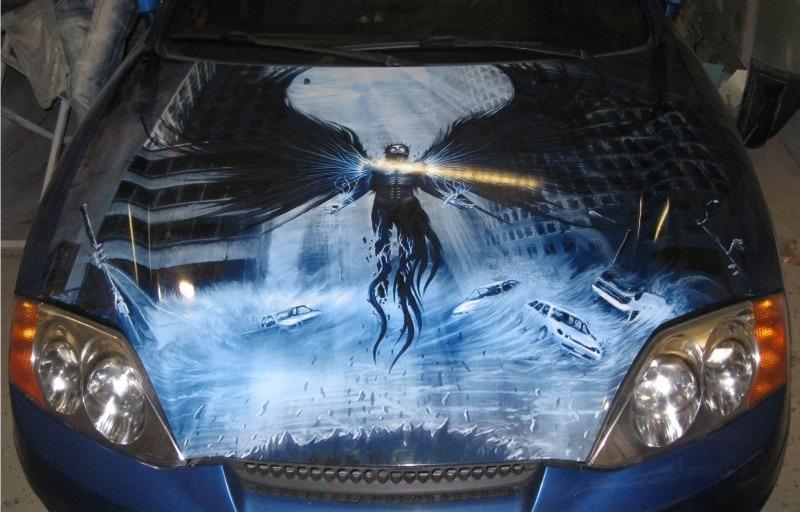 Виды винилография на капот автомобиля в челябинске это специальная одежда