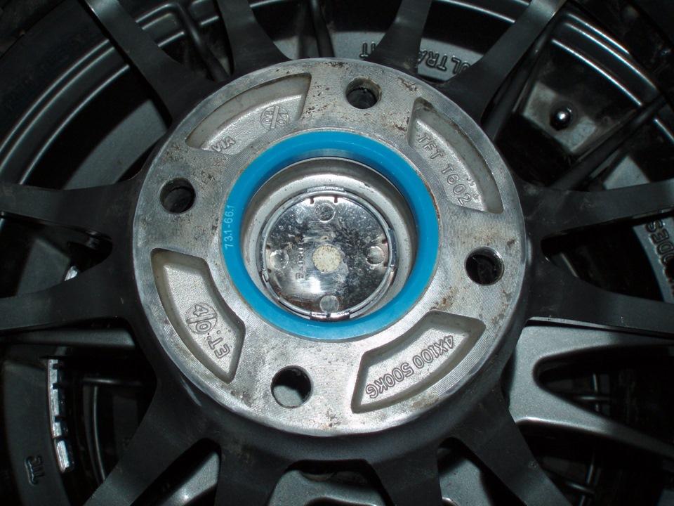 край, проставочные кольца для дисков легкие