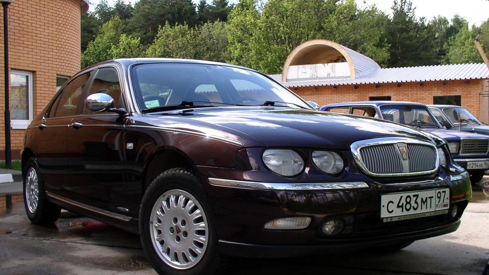 Rover 75 2,0 АКПП