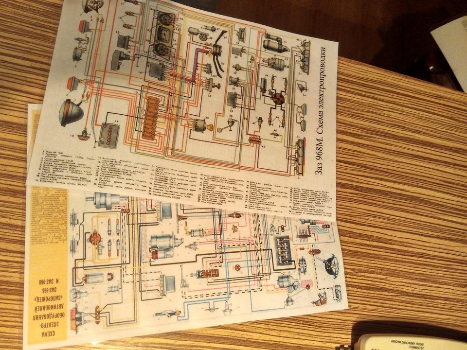себе схемы электропроводки