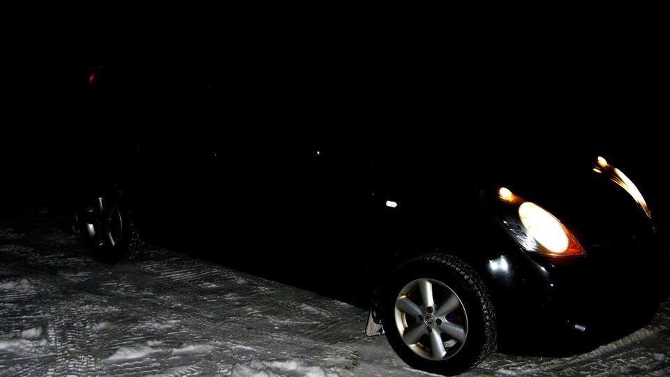 Nissan Note (2 5 г —): крошка Енот — сайт За рулем