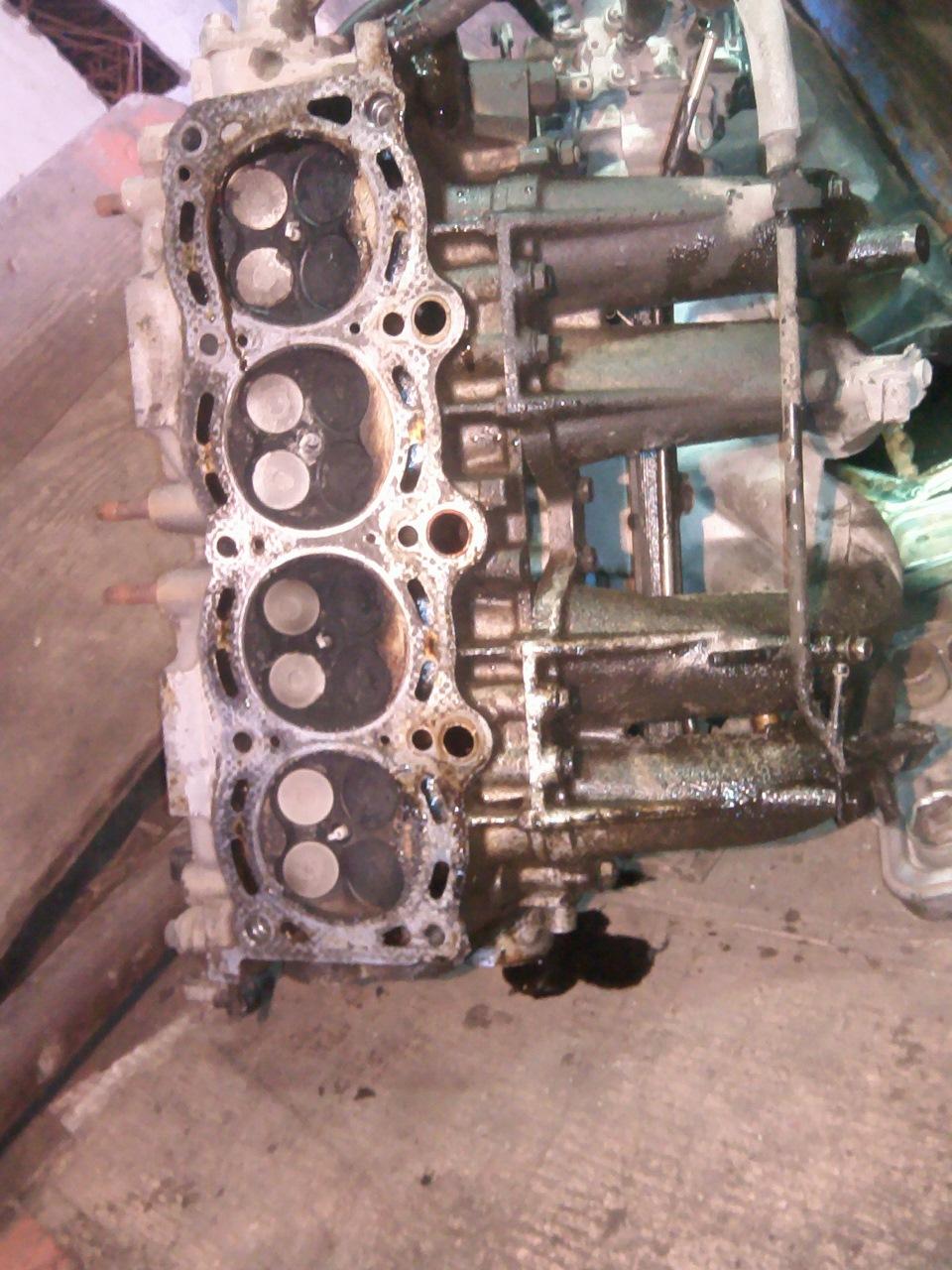 Замена поршневых колец – Ремонт двигателя – УАЗ