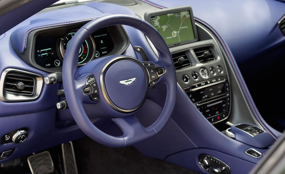 Aston Martin 1913 2018 Drive2