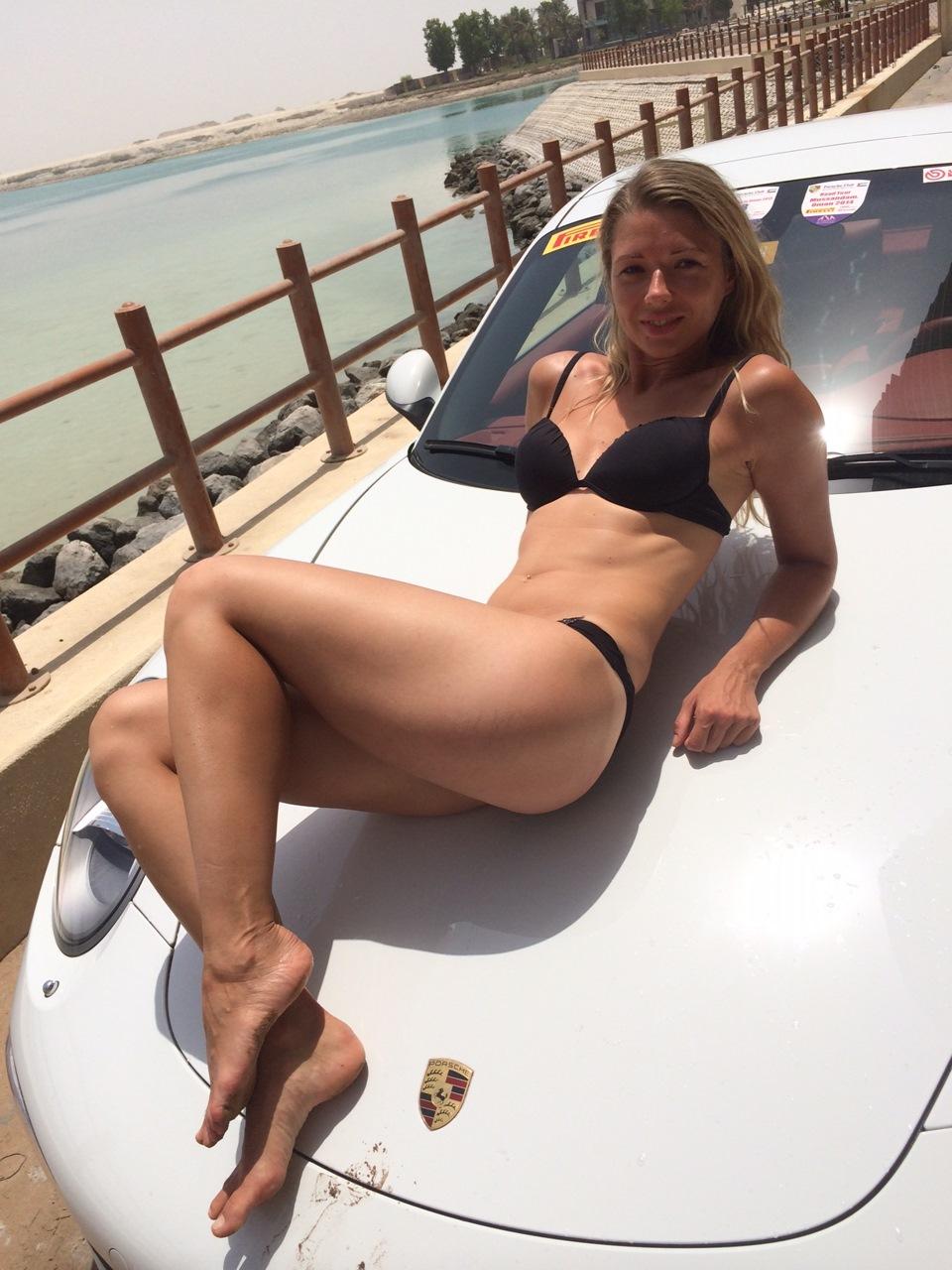 Сексуальные девушки на море