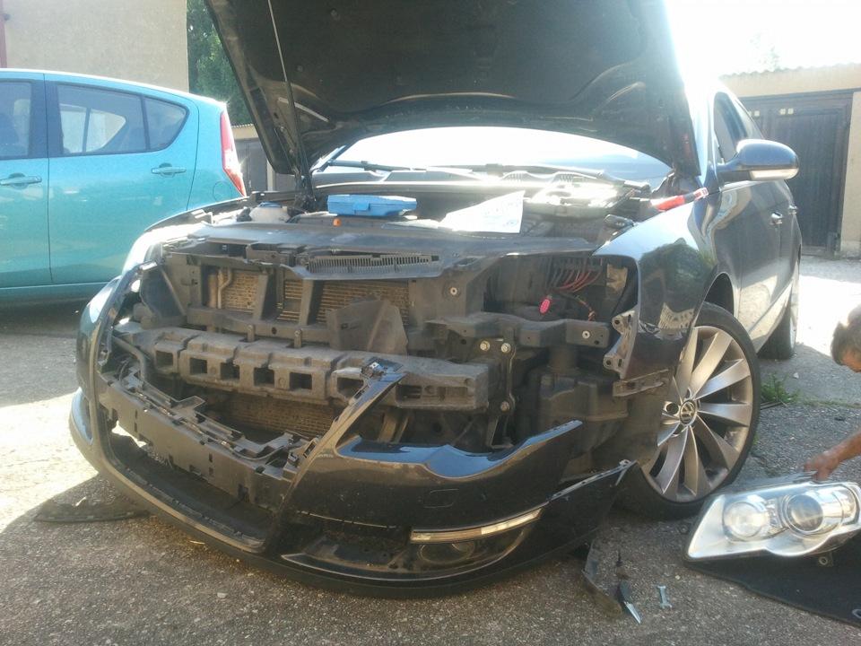 Xenon: AFS ohne Funktion или AFS Inoperative — Volkswagen