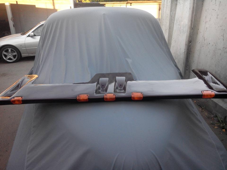козырек на крышу chevrolet suburban