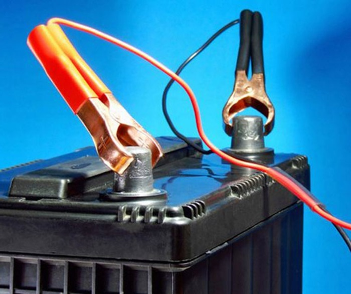 Зарядить акб в домашних условиях